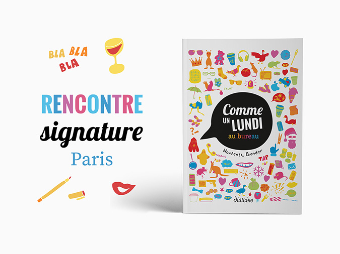 Dedicace-Paris-FB-mai Rencontre et signature